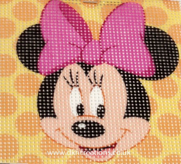 Disney Minnie Cross Stitch Kit